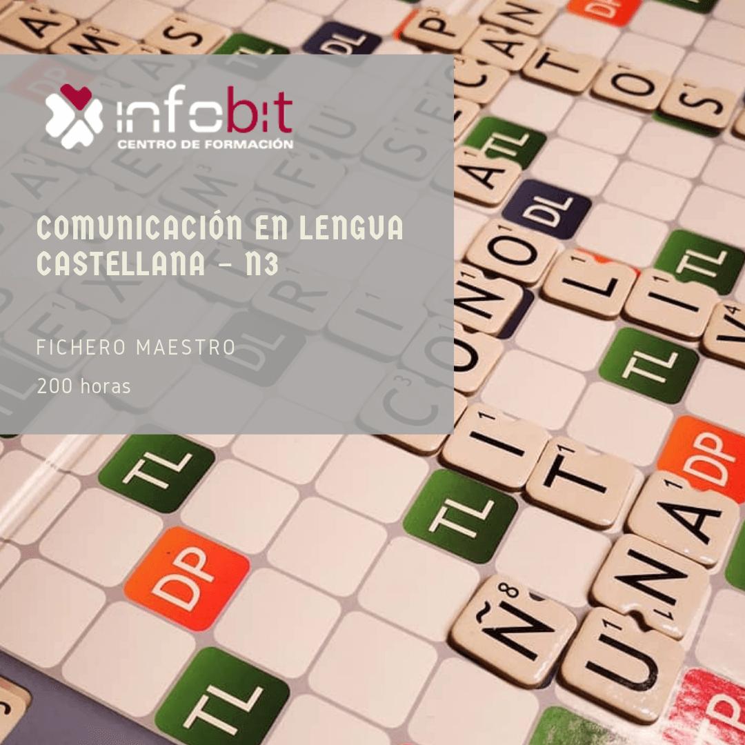 Comunicación En Lengua Castellana – N3