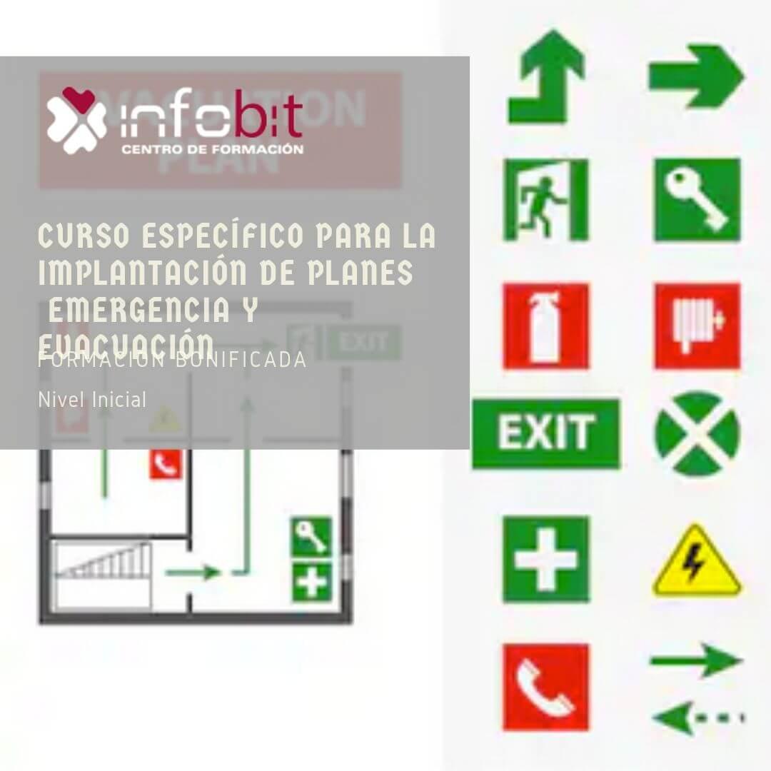 Curso Específico Para La Implantación De Planes De Emergencia Y Evacuación