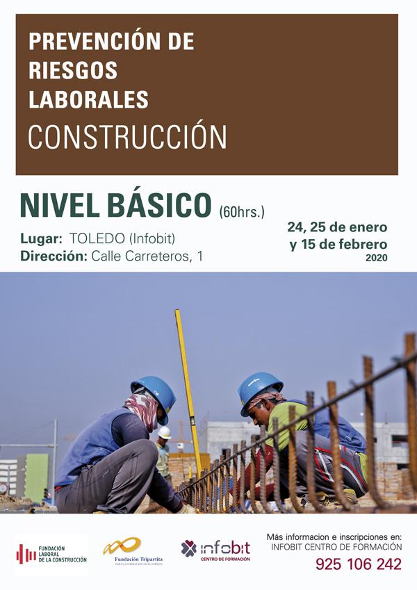 PRL Nivel Basico Construccion