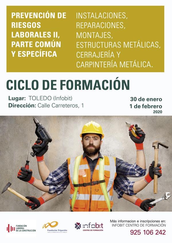 PRLII Comun Y Especifica Carpinteria Metalica