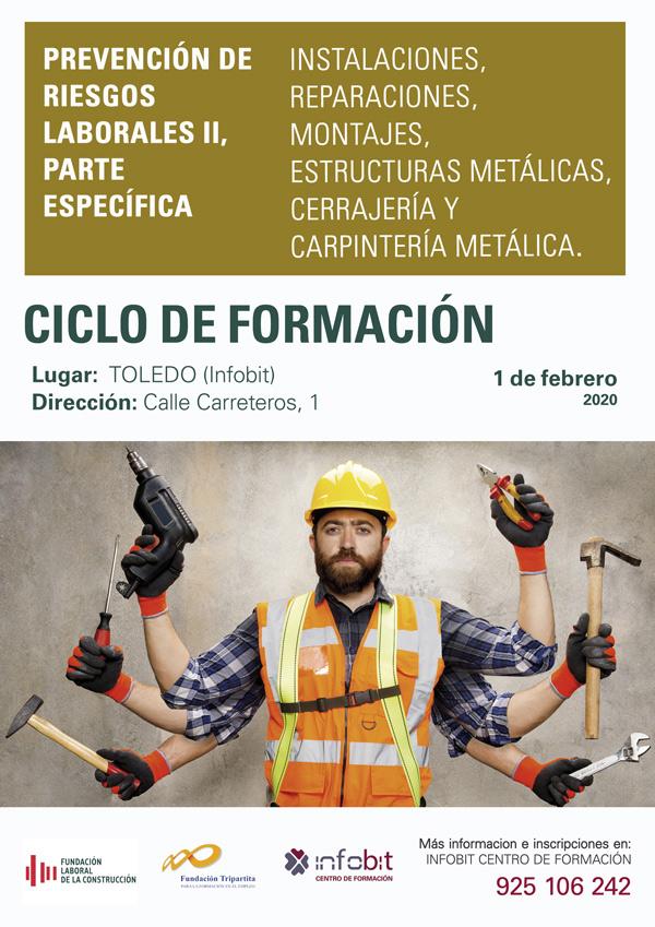 PRLII Especifica Carpinteria Metalica