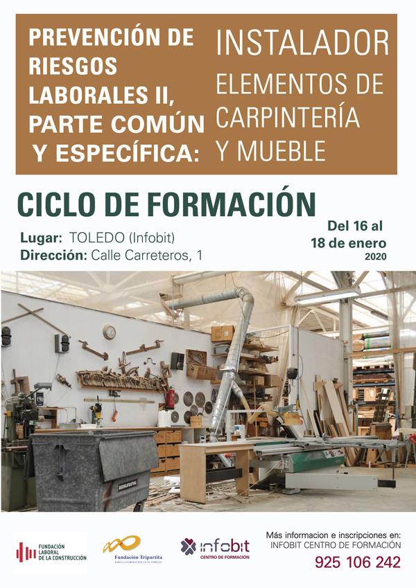 PRLII Parte Comun Y Especifica Carpinteria Mueble