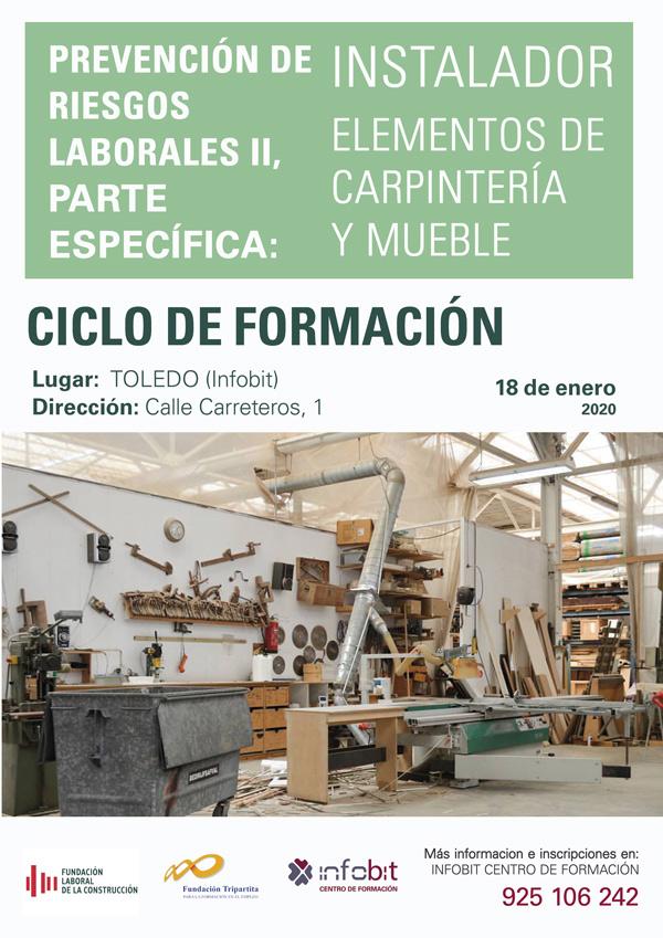 PRLII Parte Especifica Carpinteria Mueble