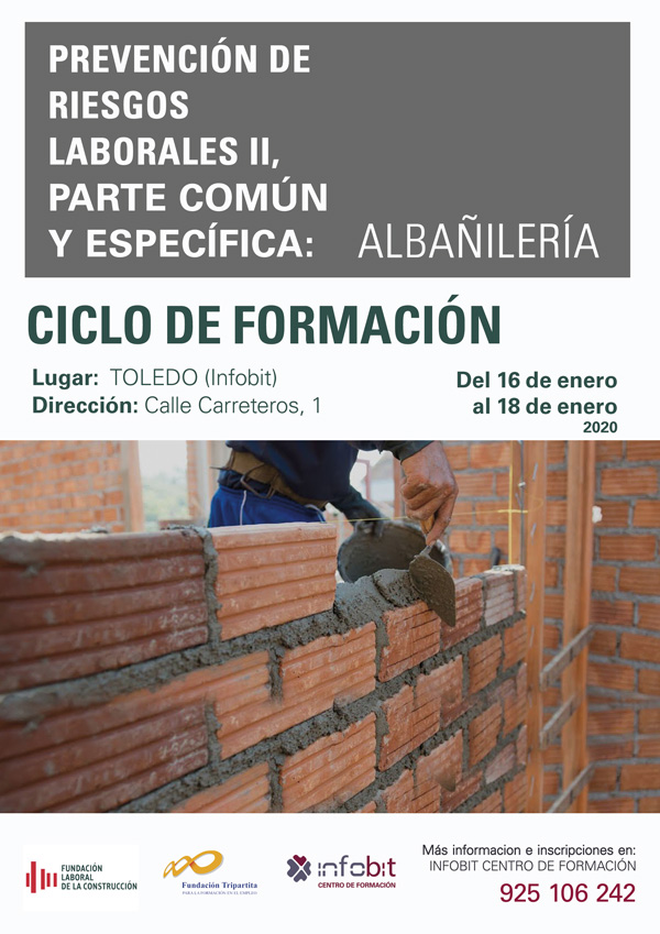 PRLII Parte Comun Y Especifica Albañileria