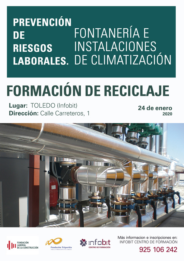PRL Reciclaje Fontaneria E Instalaciones De Climatizacion