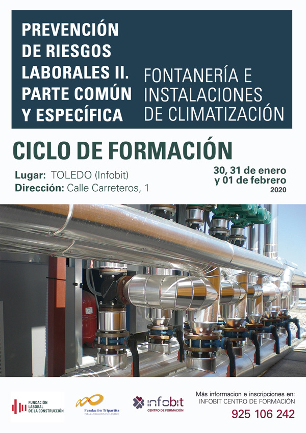 PRL Parte Comun Y Especifica Fontaneria E Instalaciones De Climatización