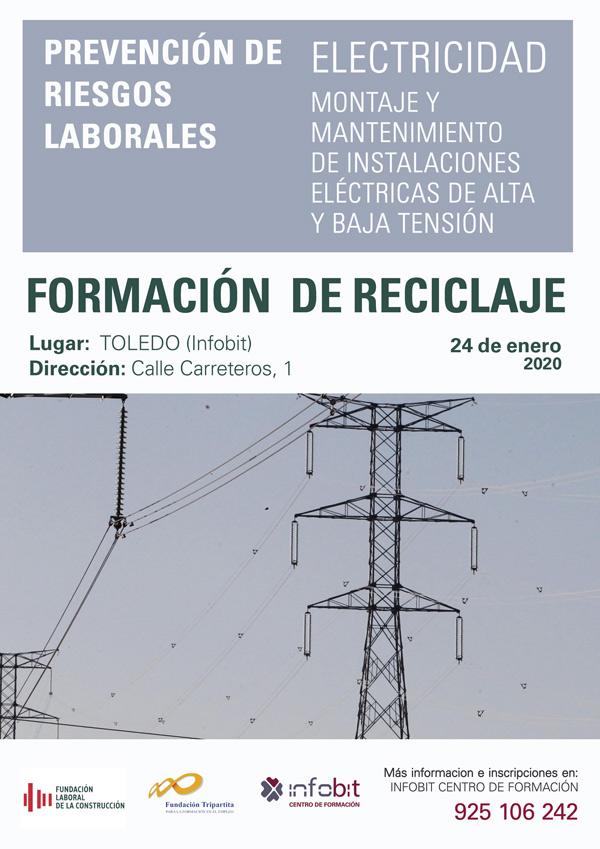 PRL Reciclaje Electricidad