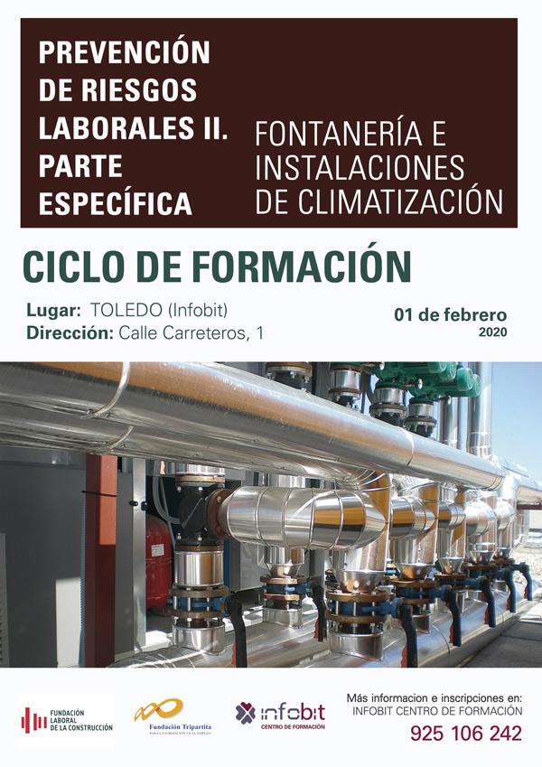 PRL Especifica Fontaneria E Instalaciones De Climatizacion