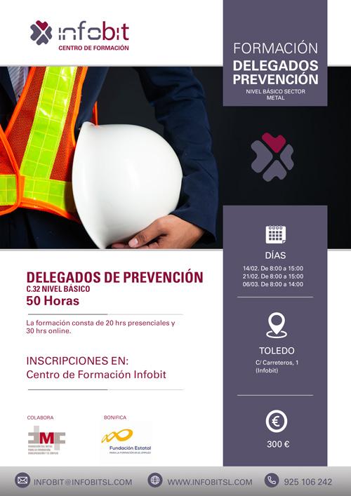 Delegado De Prevención. Sector Metal