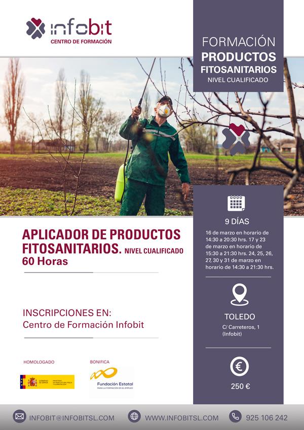 Productos Fitosanitarios. Nivel Cualificado