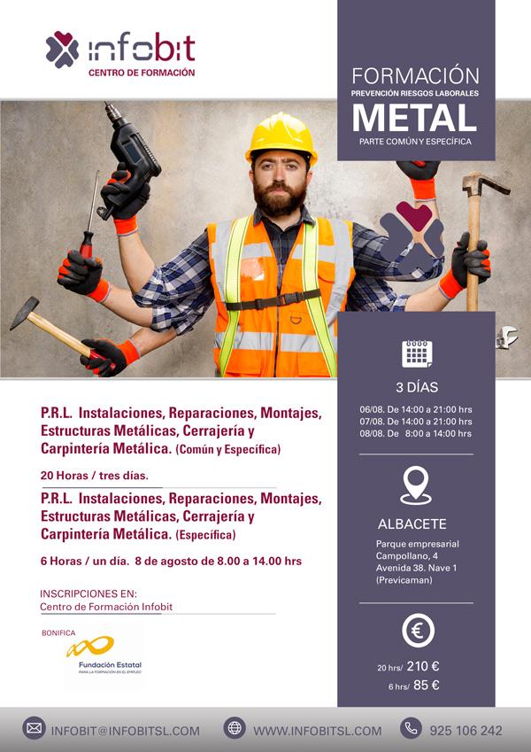 P.R.L. Metal. 6 Horas