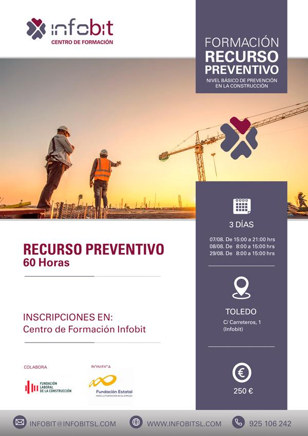 Recurso Preventivo. Nivel Básico De Prevención En La Construcción