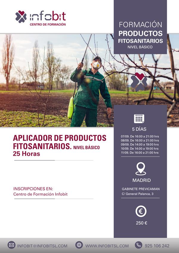 Productos Fitosanitarios. Nivel Básico