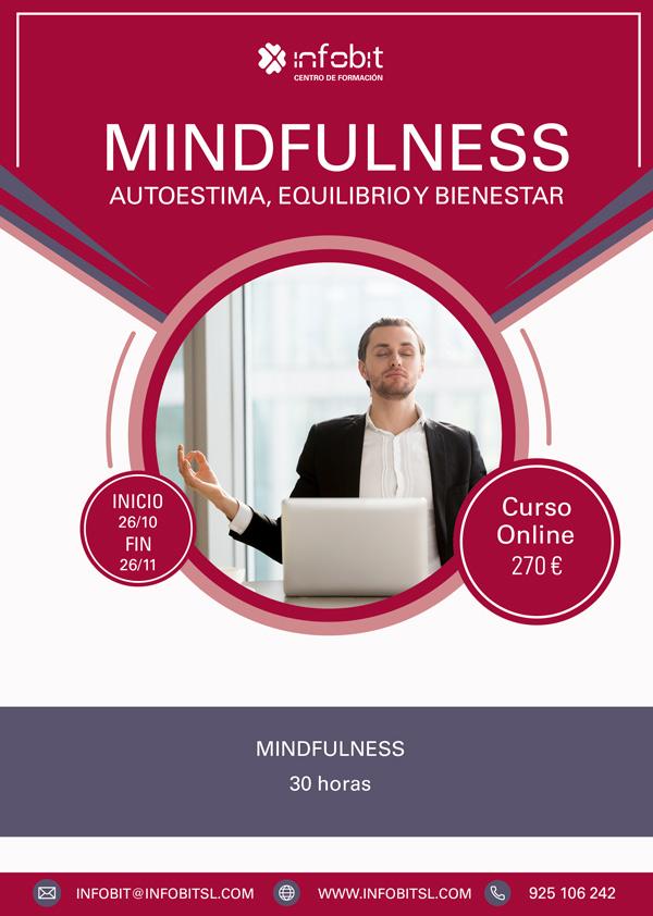 Mindfulness. Online 30 Horas