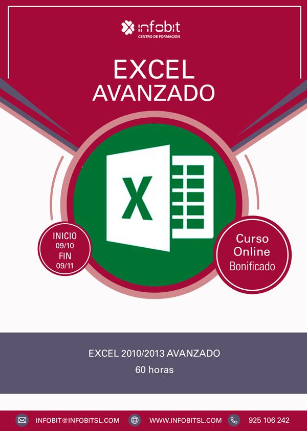Excel Avanzado 2010/2013